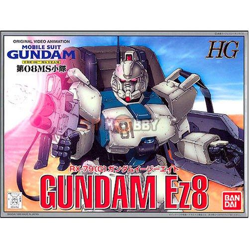 HG 1/144 RX-79[G] ガンダムイージーエイト (機動戦士ガンダム 第08MS小隊)