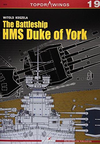 The Battleship HMS Duke of York (Topdrawings)
