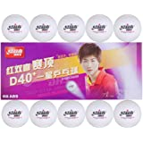 DHS ABS D40+ 1-Star White Table Tennis Balls