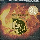 METAL GEAR SOLID POTABLE OPS ORIGINAL SOUNDTRACK