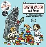 Star Wars Darth Vader and Family 2022 Wall Calendar