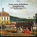 フランツ・アントン・ホフマイスター:交響曲・序曲集