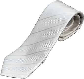 ネクタイ フォーマル 日本製 シルク シルバー系 ネクタイ 結婚式/披露宴/礼装/冠婚葬祭