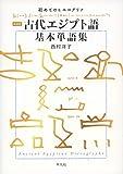 新装版 古代エジプト語基本単語集: 初めてのヒエログリフ