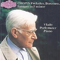 Chopin: 24 Preludes by Vlado Perlemuter
