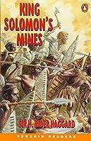 *KING SOLOMONS MINES              PGRN4 (Penguin Readers, Level 4)