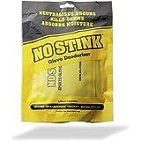 No Stink Unisex's Sports Glove Deodouriser Yellow, One Size