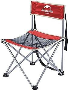 アウトドアチェア 折りたたみ コンパクト 軽量 折りたたみ椅子 耐荷重100kg 収納、持ち運びに便利 折りたたみ椅子 レッド