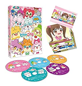 かみさまみならい ヒミツのここたま DVD-BOX vol.1