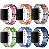 ocamo Watch Band for Apple、スポーツナイロン交換用ストラップ手首バンドfor Apple Watch 1?/ 2?38?mm / 42?mm USdz-170907-zjl442