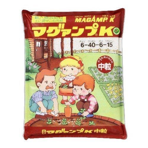 ハイポネックスジャパン マグァンプK 中粒 3kg