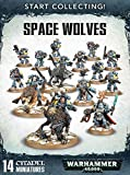 [ウォー ハンマー]Warhammer Wrhammer 40k Start Collecting: Space Wolves 70-53 [並行輸入品]