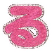 ミノダ ひらがな 大 ピンク る P50I9259