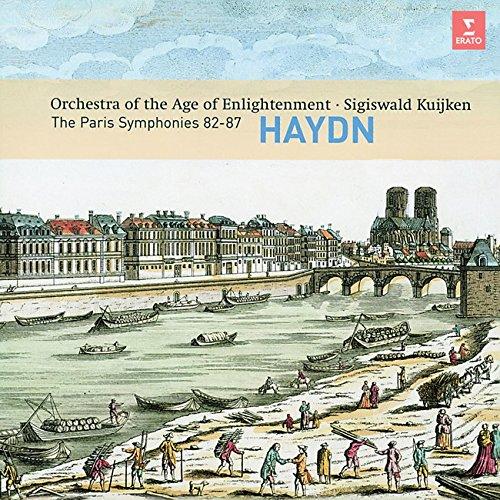 ハイドン:パリ交響曲集(第82番~第87番)