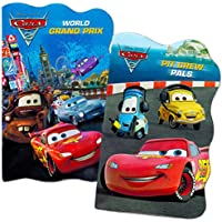 Disney Cars Board Books - Set of Two (Disney/Pixar, Assorted Titles) by Disney Cars