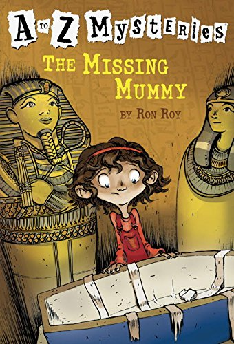 A to Z Mysteries: The Missing Mummyの詳細を見る