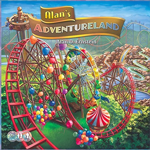 Alan's Adventureland Game [並行輸入品]
