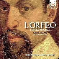L'Orfeo, Favola in Musica (Monteverdi Opera Edition)