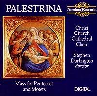 Mass for Pentecost/5 Motets