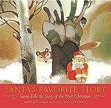 Santa's Favorite Story: Santa Tells the Story of the First Christmas by Hisako Aoki(1997-10-02)