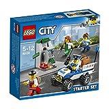POLICE レゴ (LEGO) シティ ポリススタートセット 60136