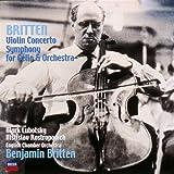 ブリテン:ヴァイオリン協奏曲