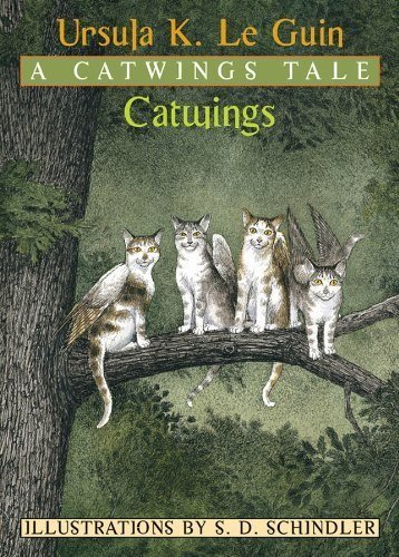 Catwings (A Catwing's Tale)の詳細を見る