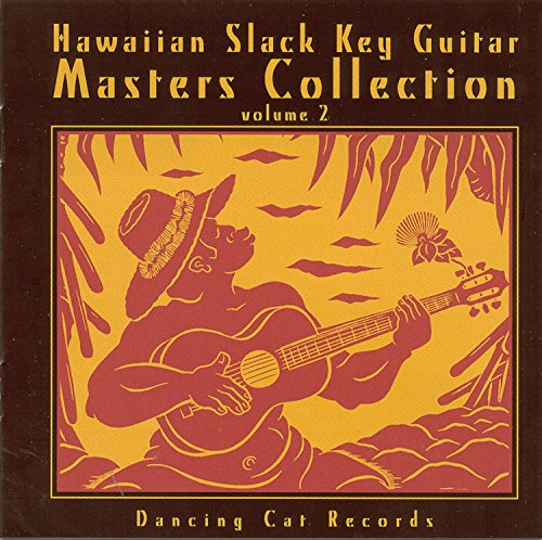 Hawaiian Slack Key Guitar Masters Collection 2