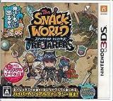 3DS スナックワールド トレジャラーズ 特典 限定ジャラ「クリスタルソードα」 付