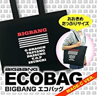 BIGBANG (ビッグバン) MADE-C エコバック (ECOBAG) グッズ