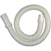 カクダイ 洗濯機排水ホース アイボリー 1m 4361-1