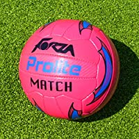 Forza Prolite Match Soccer Ball – Highly Visible明るいピンクサッカーボールIdeal for Matches Played on the Greyestの日。[ Net世界スポーツ]
