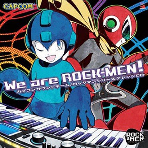 We are ROCK-MEN!