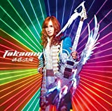 誘惑の太陽♪TakamiyのCDジャケット