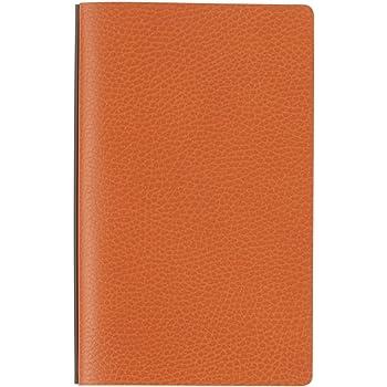 ノックスブレイン ルフト システム手帳 バイブル03 オレンジ 12480642