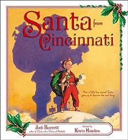 Santa from Cincinnati by [Barrett, Judi]