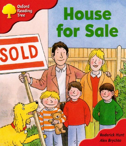 Oxford Reading Tree: Stage 4: Storybooks: House for Saleの詳細を見る