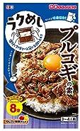 正田醤油 冷凍ストック名人 プルコギの素 130g×5袋