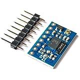 gy-bno055 加速度 ジャイロ 磁気 9軸センサ arduino raspberry pi
