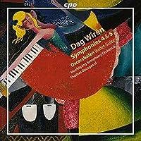 ウィレン:交響曲 第4番/同第5番/バレエ組曲「オスカー・ボール」Op.24a