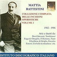 Battistini: Le Incisioni Operi