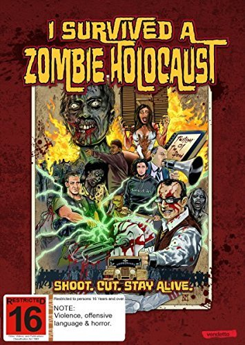 I Survived A Zombie Holocaust (NZ FILM) (PAL) (REGION 0)