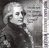 モーツァルトのオペラ全集 【メンブラン10CDセット】