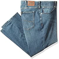 Lee Mens 21091 Big-Tall Modern Series Extreme Motion Relaxed Fit Jean Jeans