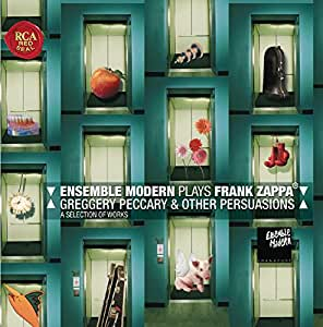 Frank Zappa: Greggery Peccary & Other Persuasions