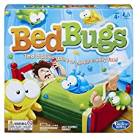 Hasbro Gaming E0884102 Bed Bugs Game
