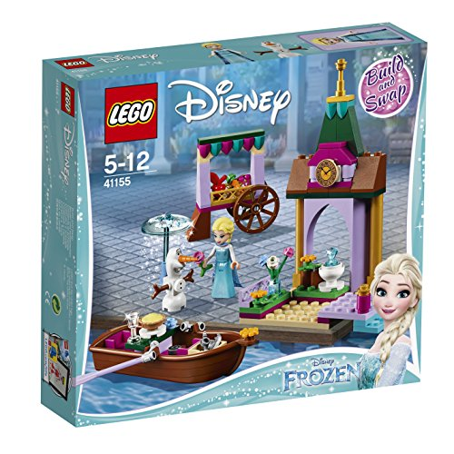 """レゴ(LEGO) ディズニー アナと雪の女王""""アレンデールの市場"""
