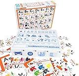 150ピースジグソーパズル アルファベットおぼえちゃおう! ラージピース(26×38cm)