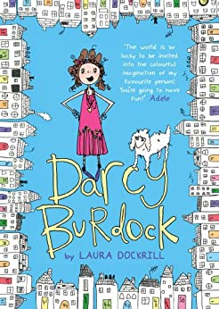 Darcy Burdock by [Dockrill, Laura]