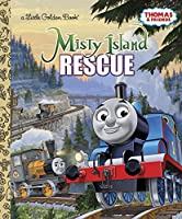Misty Island Rescue (Thomas & Friends) (Little Golden Book)